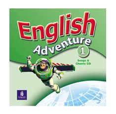 English Adventure: Songs CD