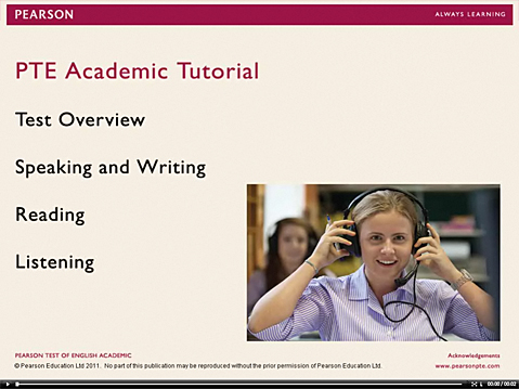 scoring guidelines for academic pte