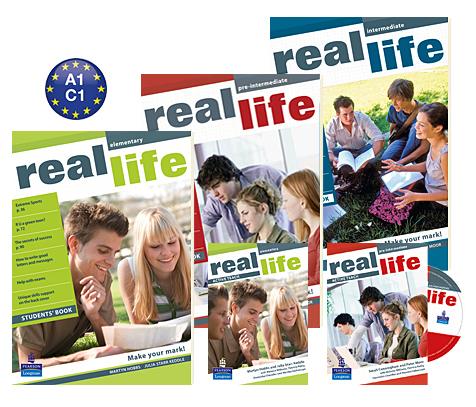 Real life intermediate teachers book Foto