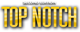 Logo: Top Notch Second Edition